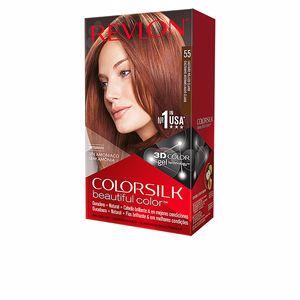 Tintes COLORSILK tinte #55-rojizo claro Revlon