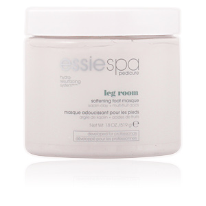 Tratamientos y cremas pies ESSIE leg room softening foot mask Essie