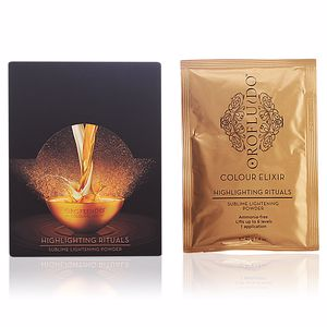 OROFLUIDO HL rituals lightening powder 8 x 40 gr