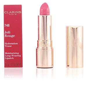 Clarins, JOLI ROUGE lipstick #748-delicious pink