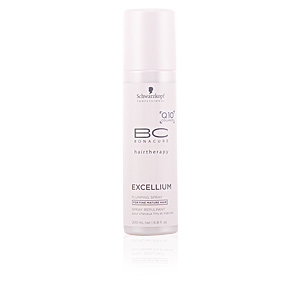 Hair styling product BC EXCELLIUM plumping spray Schwarzkopf