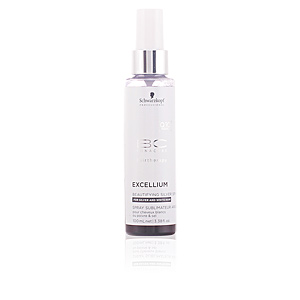 Hair styling product BC EXCELLIUM beautifying silver spray Schwarzkopf