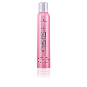 Hair styling product - Hair styling product OSIS SOFT GLAM strong glossy holdspray Schwarzkopf