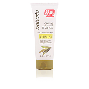 ACEITE DE OLIVA crema nutritiva manos 75 ml