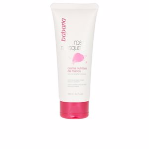 Hand cream & treatments ROSA MOSQUETA crema nutritiva manos Babaria