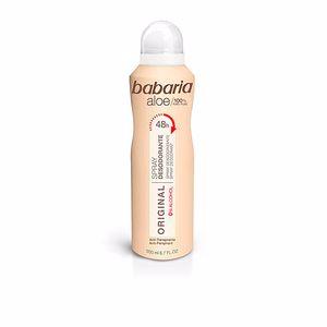 Desodorante ALOE VERA original desodorante spray Babaria