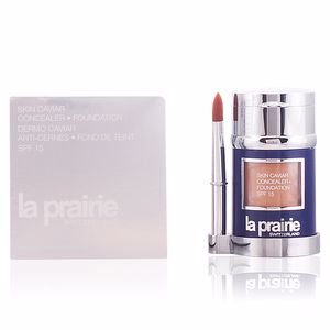 Foundation makeup SKIN CAVIAR concealer foundation SPF15 La Prairie