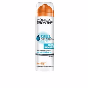 Shaving foam MEN EXPERT shave gel sensitive skin L'Oréal París