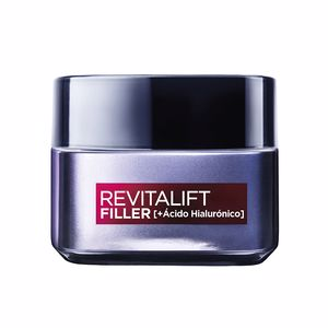 Skin tightening & firming cream  REVITALIFT FILLER crema voluminizadora anti-edad de día L'Oréal París