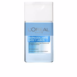 Make-up remover DESMAQUILLANTE OJOS Y LABIOS waterproof L'Oréal París