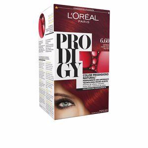 Dye PRODIGY coloración permanente #6.60-cayena L'Oréal París