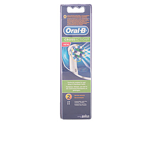 Escova de dentes elétrica CROSS ACTION brush heads Oral-B