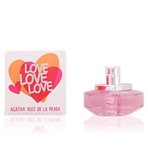 Agatha Ruiz De La Prada LOVE LOVE LOVE  perfume