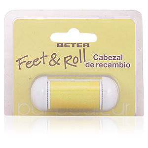 Lime à ongles FEET & ROLL grinding head callus remover Beter