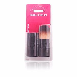 Brocha de maquillaje BROCHA MAQUILLAJE retractil pelo sintético extra suave Beter