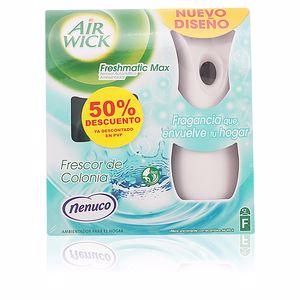 Air freshener FRESHMATIC ambientador completo #nenuco