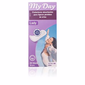 Slipeinlagen MY DAY incontinence pads ultra mini My Day