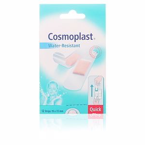 Toiletries COSMOPLAST tiritas quick zip water resistant Cosmoplast