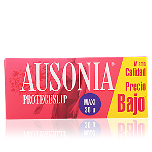 Pantyliners AUSONIA protector maxi Ausonia