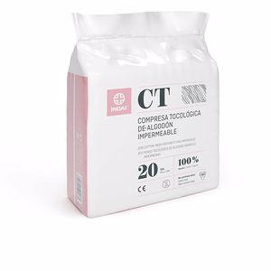 Compress MATERNITY compresa tocológica algodón impermeable Indasec