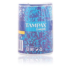 Tampons TAMPAX COMPAK tampón regular Tampax