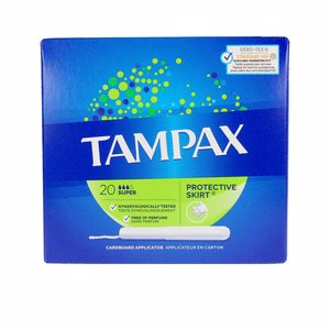 Tampons TAMPAX SUPER tampón Tampax