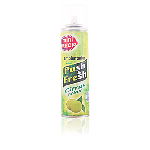 Désodorisant PUSH & FRESH air freshener  #frescor lavanda Push & Fresh