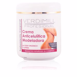 Tratamiento anticelulítico VERDIMILL PROFESIONAL crema anticelulítica moldeadora Verdimill