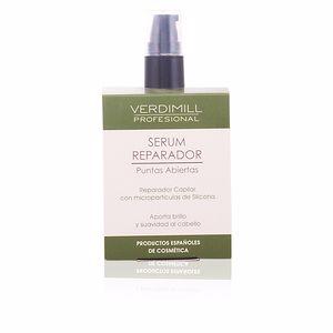 Tratamiento reparacion pelo VERDIMILL PROFESIONAL serum reparador puntas abiertas Verdimill