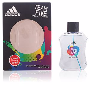 TEAM FIVE eau de toilette spray 100 ml