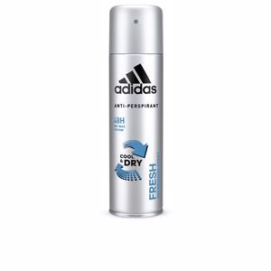 Deodorant COOL & DRY FRESH anti-perspirant spray Adidas