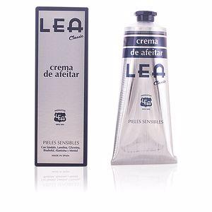 Espuma de afeitar CLASSIC crema de afeitar pieles sensibles Lea