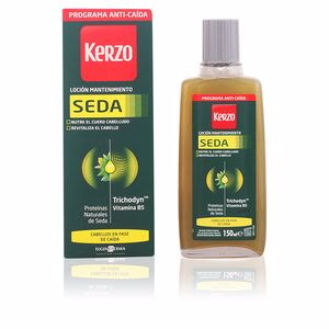 Hair loss treatment LOCIÓN MANTENIMIENTO SEDA anti-caída Kerzo