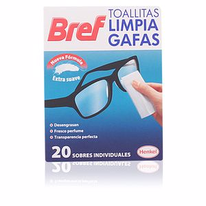 Toallitas húmedas BREF toallitas limpiagafas Bref