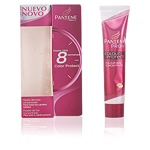 Hair color treatment COLOR PROTECT fijador de color Pantene