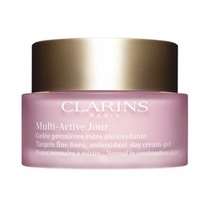 Tratamiento Facial Antifatiga MULTI-ACTIVE gel crème jour Clarins