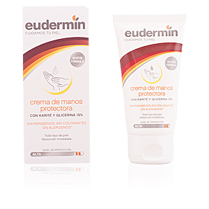 Hand cream & treatments MANOS crema hidratante y protectora Eudermin