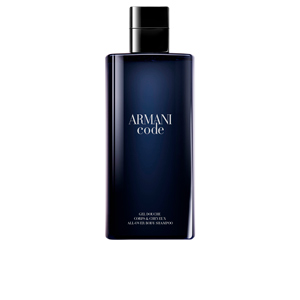 Shower gel ARMANI CODE POUR HOMME all-over body shampoo Giorgio Armani