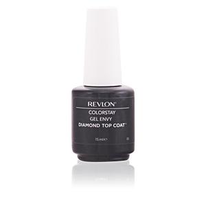 Nagellack COLORSTAY gel envy top coat diamond Revlon Make Up