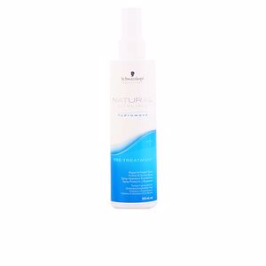 Hair color treatment NATURAL STYLING HYDROWAVE pre-treatment Schwarzkopf