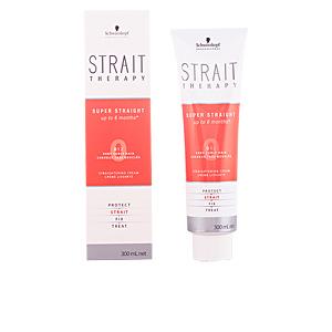 Haarglättungsbehandlung STRAIT THERAPY straightening cream 0 Schwarzkopf