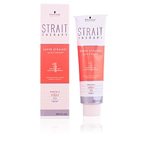 Tratamiento alisador STRAIT THERAPY straightening cream 1 Schwarzkopf