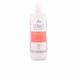 Hair styling product STRAIT STYLING THERAPY neutralising milk Schwarzkopf