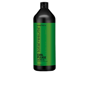 Shampoo for curly hair TOTAL RESULTS CURL PLEASE shampoo