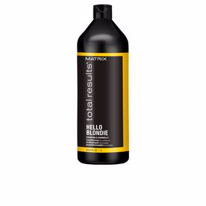 Acondicionador color  TOTAL RESULTS hello blondie chamomile conditioner Matrix