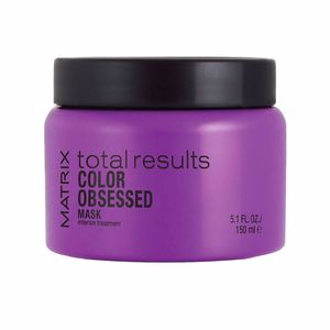 Hair mask TOTAL RESULTS COLOR OBSESSED mask Matrix