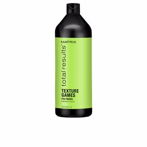 Moisturizing shampoo TOTAL RESULTS TEXTURE GAMES shampoo Matrix
