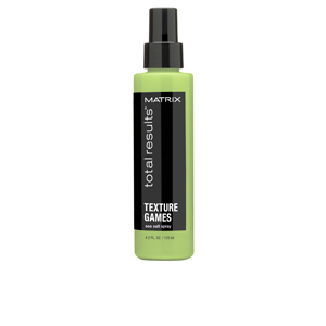 Hair styling product TOTAL RESULTS TEXTURE GAMES cut wave spray Matrix