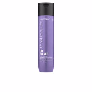 Shampoo for shiny hair TOTAL RESULTS SO SILVER shampoo Matrix