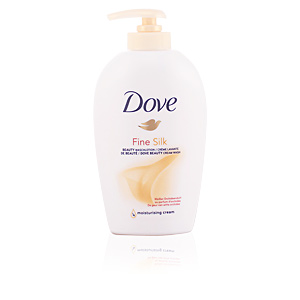 Seife FINE SILK beauty cream wash Dove